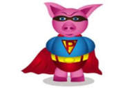 Super Pig! - The Pig Pen Inc.